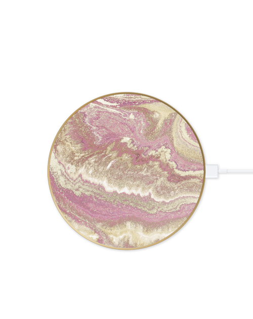 Golden Blush Marble