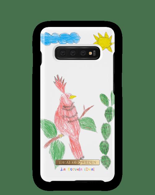 Crayon Bird