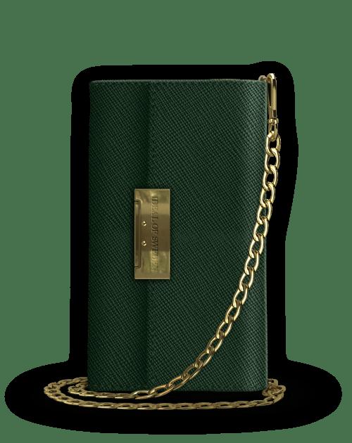 Saffiano Green