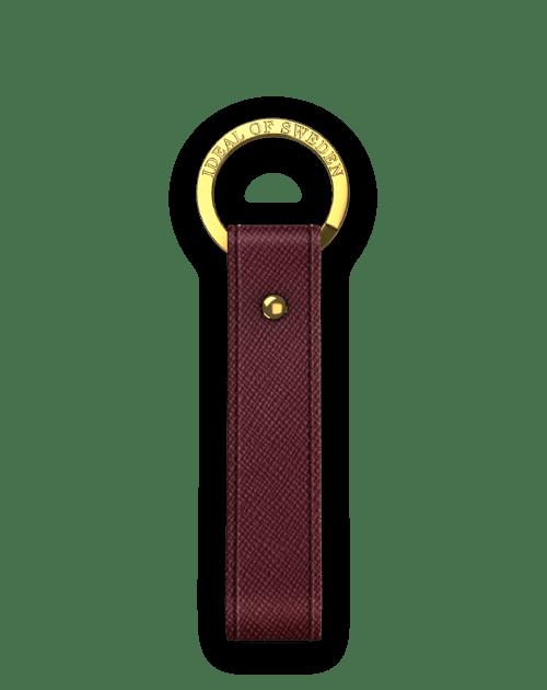 Saffiano Burgundy
