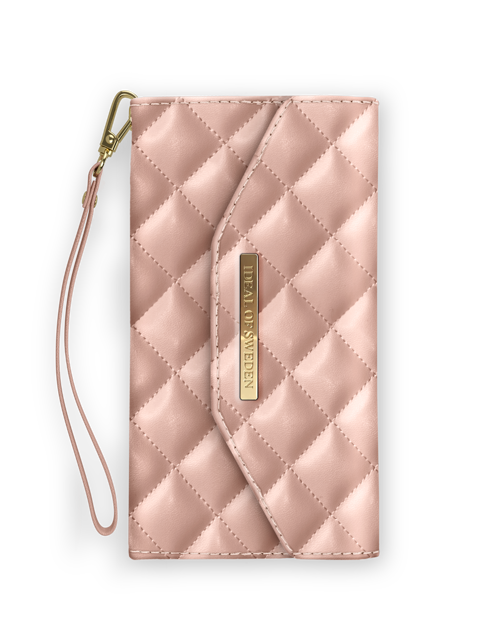 Quilted Dusty Rose