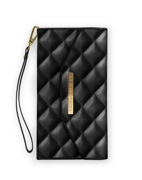 Quilted Black
