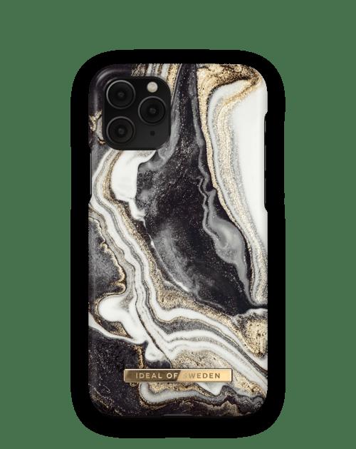 Golden Ash Marble