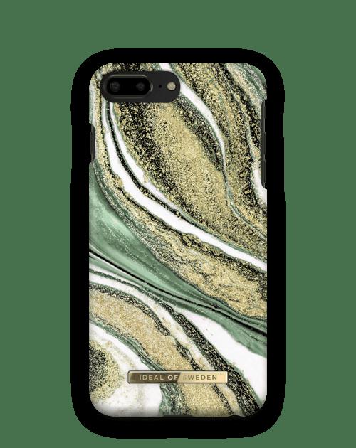 Cosmic Green Swirl