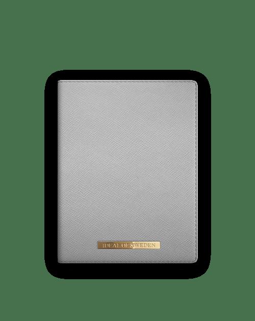 Saffiano Light Grey