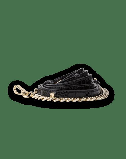 Jet Black Croco
