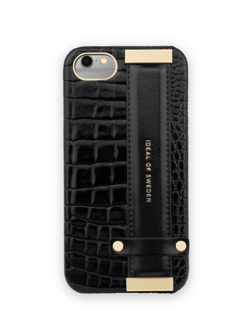 Neo Noir Croco Strap Handle