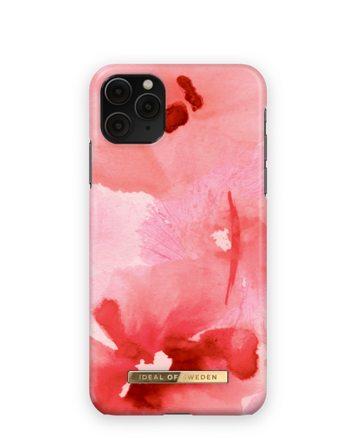 Coral Blush Floral
