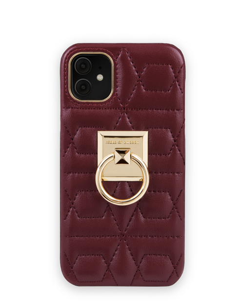 Quilted Ruby