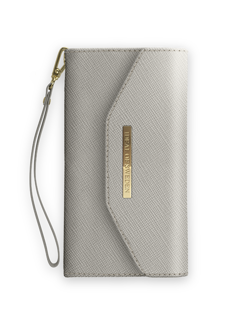 Saffiano Light Grey